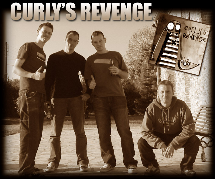 Curly's Revenge - Le Groupe